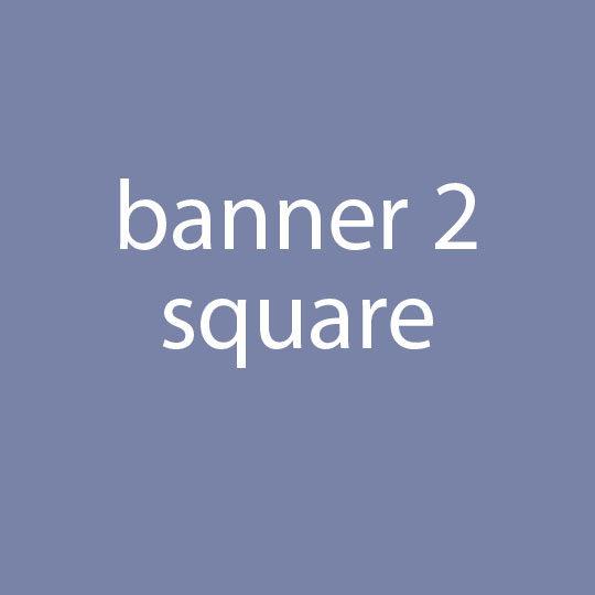 Sidebar Banner 2 - square